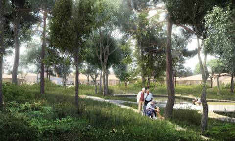 Ετοιμάζεται το πρώτο «χωριό του Αλτσχάιμερ» στην Ευρώπη