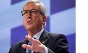 Γιούνκερ: Αξιοσημείωτη η πρόοδος που έχει επιτευχθεί στην Ελλάδα