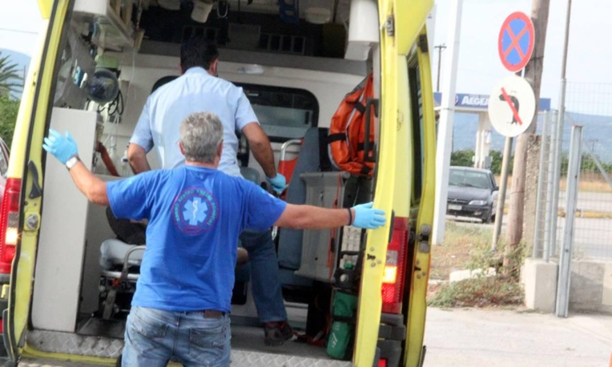 Πιερία: Διπλή τραγωδία σε τροχαίο δυστύχημα