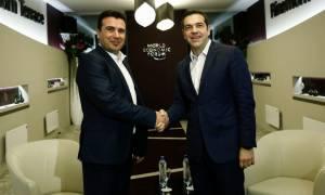 Ραγδαίες εξελίξεις στο Σκοπιανό - Ζάεφ: Θέμα ημερών η τηλεφωνική επικοινωνία με τον Τσίπρα