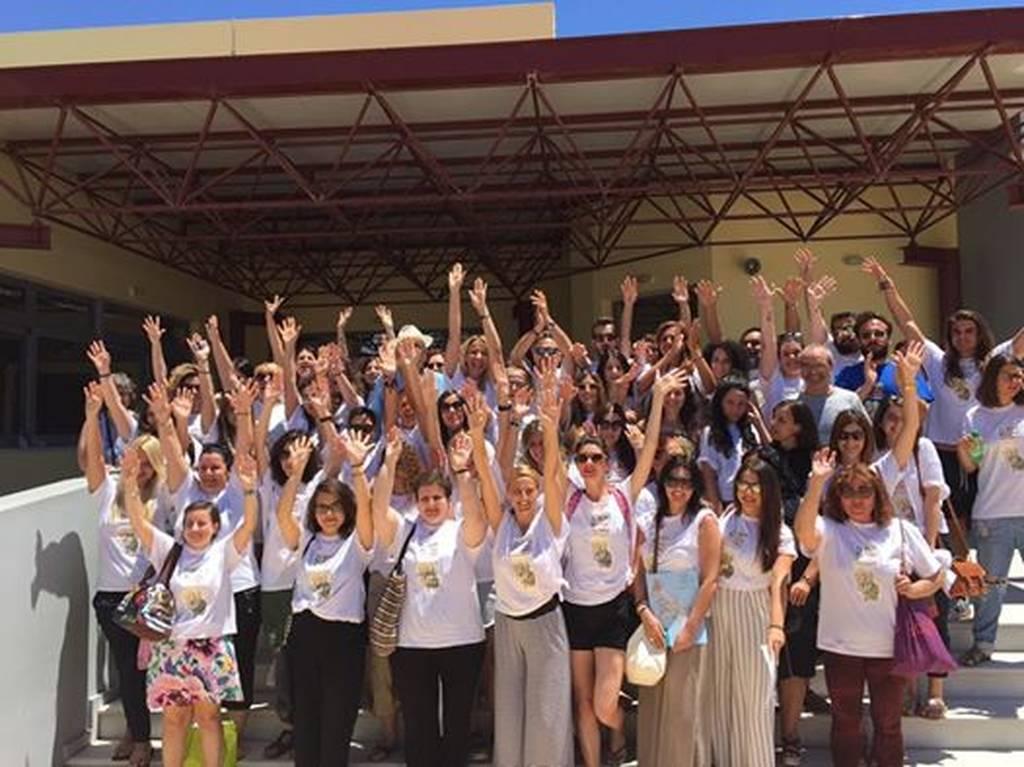 Στο 4ο Διεθνές Θερινό Σχολείο «Ελληνική γλώσσα, Πολιτισμός και ΜΜΕ» ο Προκόπης Παυλόπουλος