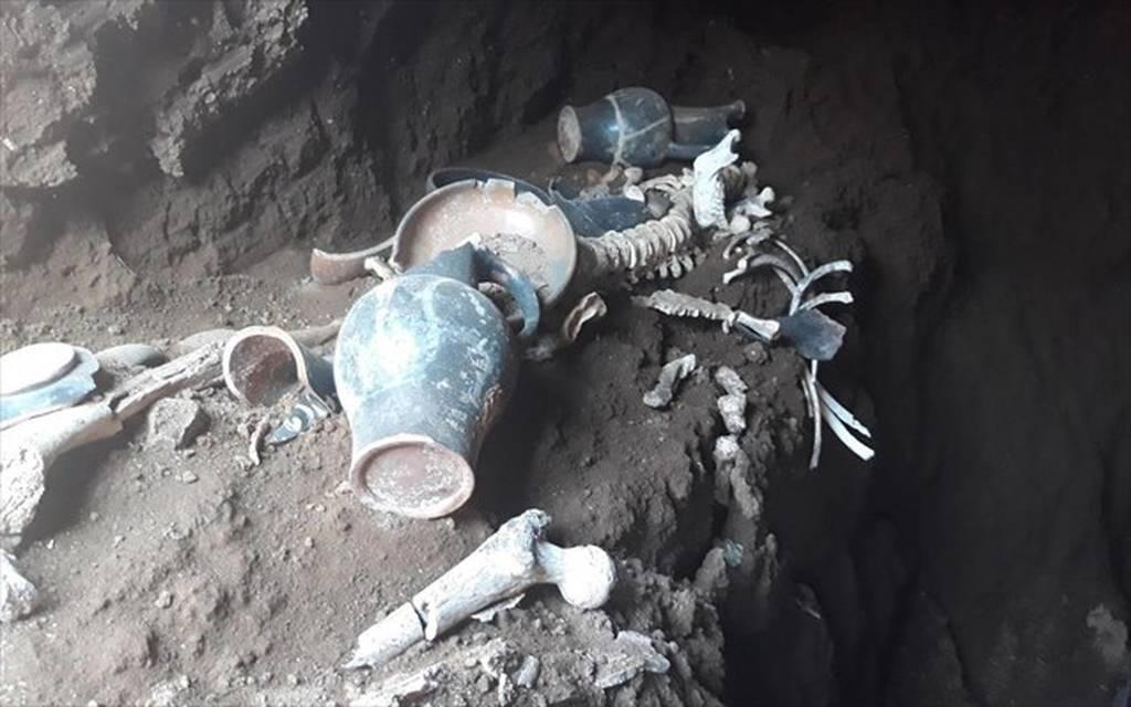 «Ο τάφος του Αθλητή»: Η τυχαία ανακάλυψη που άφησε άφωνους τους αρχαιολόγους