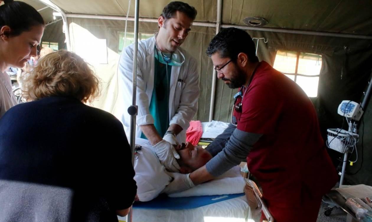Ασκήσεις ετοιμότητας στα νοσοκομεία «Τζάνειο» και «Δαφνί»