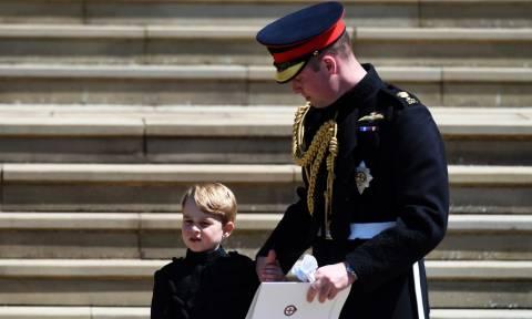 Σε συναγερμό το Μπάκιγχαμ: Πρόσθετα μέτρα ασφαλείας για τον πρίγκιπα Τζορτζ