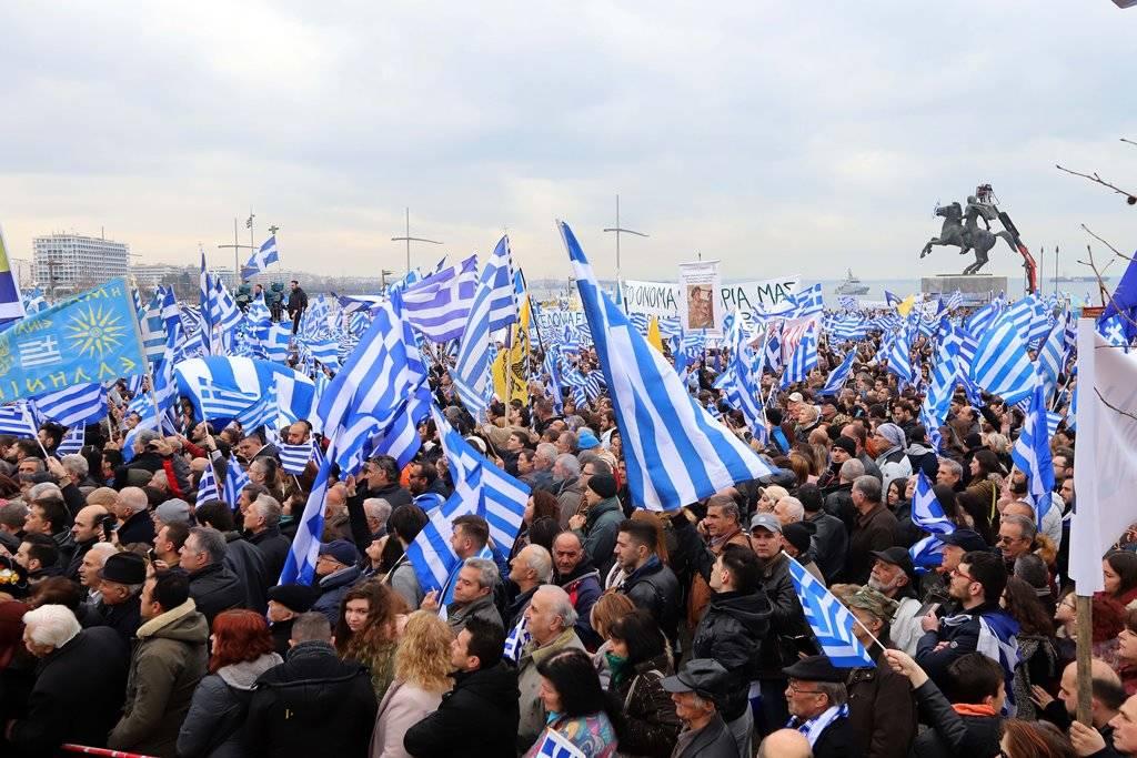 Πυρετώδεις οι προετοιμασίες για τα συλλαλητήρια της 6ης Ιουνίου για τη Μακεδονία