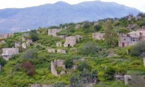 Κρήτη: Αυτό είναι το χωριό-φάντασμα που μας γυρνάει πίσω στο 1960 (video)