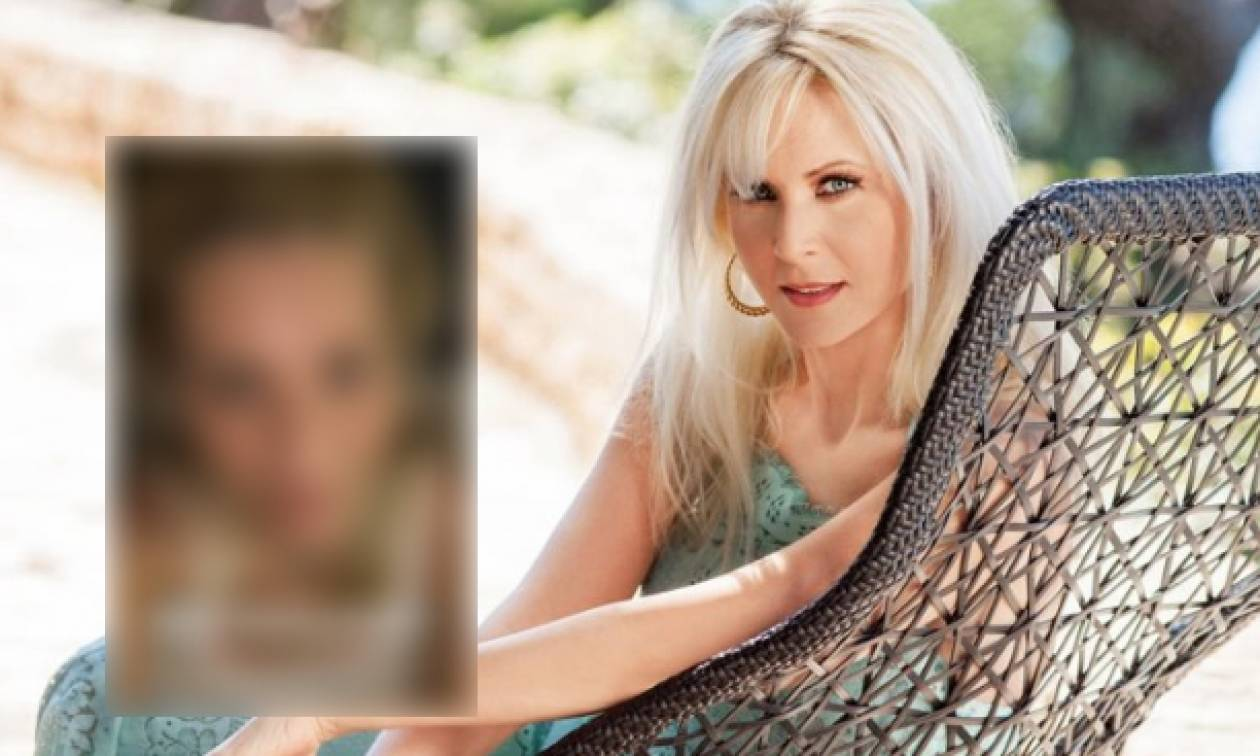 Αντέχετε; Δείτε την 46χρονη Γκαγκάκη εντελώς αμακιγιάριστη