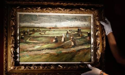 Ένας από τους πρώτους πίνακες του Βαν Γκογκ πωλήθηκε αντί 7 εκατ. ευρώ και κάτι... ψιλά! (pics)