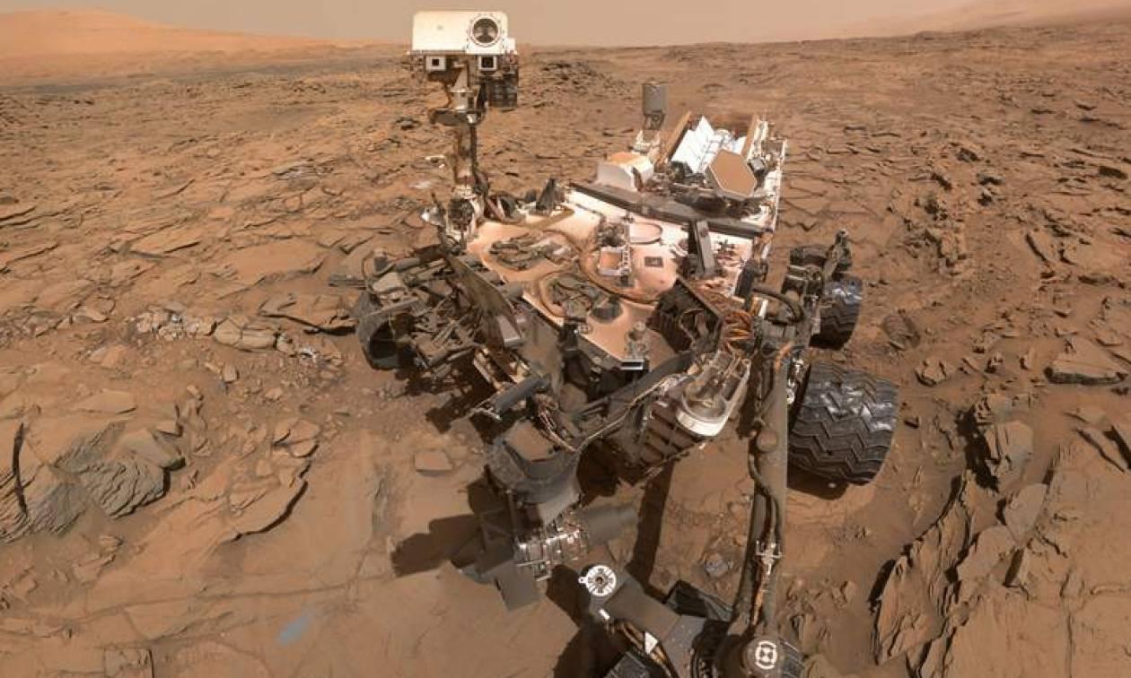Τι ανακάλυψε το Curiosity στον Άρη - Την Πέμπτη η σημαντική ανακοίνωση της NASA