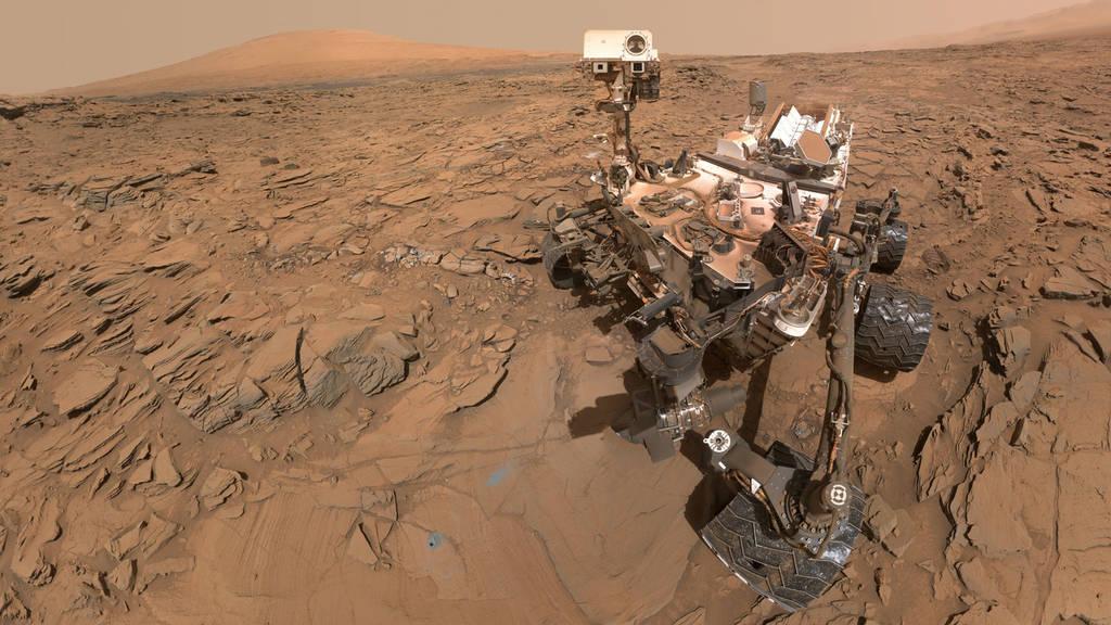 Τι ανακάλυψε το Curiosity στον Αρη - Την Πέμπτη η σημαντική ανακοίνωση