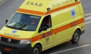 Θρίλερ στην Πάτρα: 37χρονος έπεσε από τον πέμπτο όροφο πολυκατοικίας