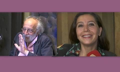 Λυκουρέζος – Μαρία Ελένη: Η αντίδραση τους όταν ρωτήθηκαν για την Παπαδημητρίου στο ρόλο της Λάσκαρη