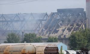 Έκρηξη σε αποθήκη σιτηρών στη Γαλλία με πολλούς τραυματίες