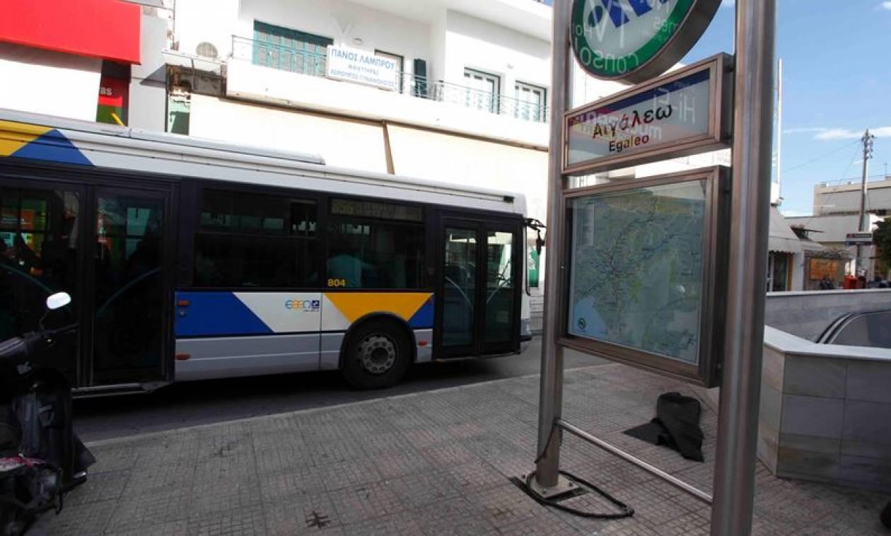 Συναγερμός για βόμβα στο Μετρό του Αιγάλεω