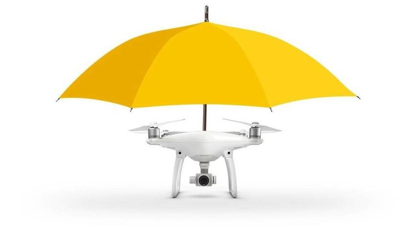 Viral: Αυτή η ομπρέλα – drone είναι ό,τι πιο παράξενο θα δείτε σήμερα (Vid)