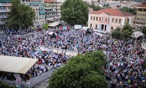 «Η Μακεδονία είναι ελληνική» φώναξαν χιλιάδες κόσμου σε περισσότερες από 20 πόλεις