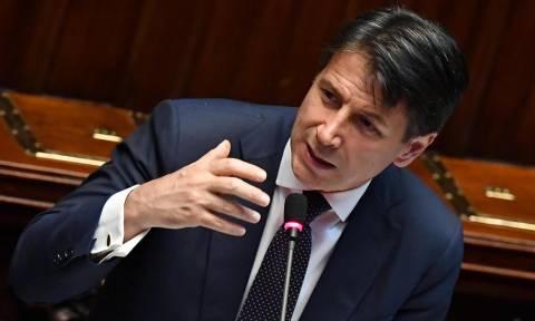Ιταλία: H βουλή έδωσε ψήφο εμπιστοσύνης στην κυβέρνηση του Τζουζέπε Κόντε