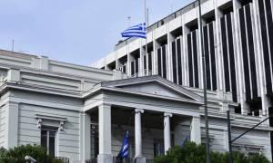 Σκληρή απάντηση του ΥΠΕΞ στην Τουρκία: Να σεβαστεί το Διεθνές Δίκαιο αν θέλει να μπει στην ΕΕ