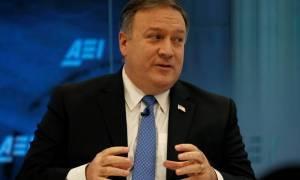 ΗΠΑ: Τα πυρηνικά του Ιράν στο στόχαστρο του Μάικ Πομπέο