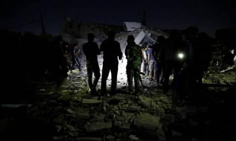 Μακελειό στο Ιράκ: 18 νεκροί και 90 τραυματίες από την έκρηξη στη συνοικία Σαντρ Σίτι
