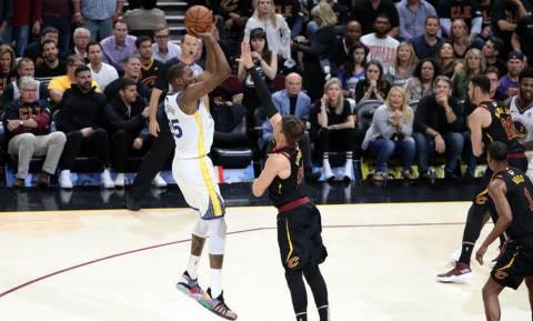 NBA: Κούπα με… σκούπα για Ουόριορς! (pics+vid)