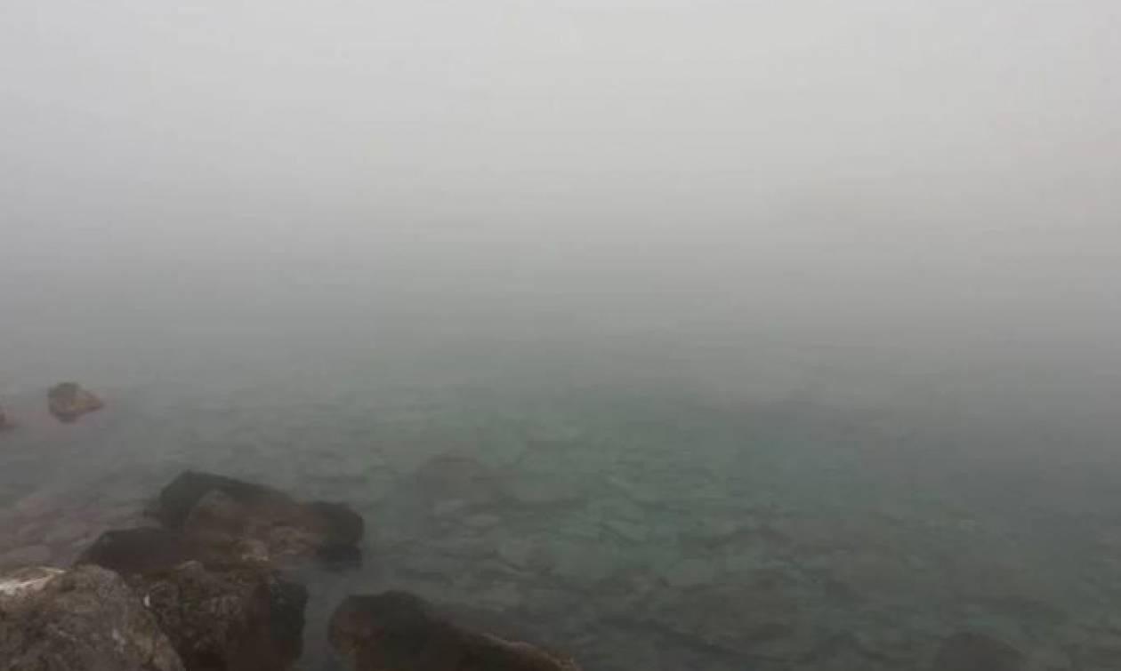Κρήτη: Με αυτή την εικόνα ξύπνησαν σήμερα οι κάτοικοι των Σφακίων (pics)
