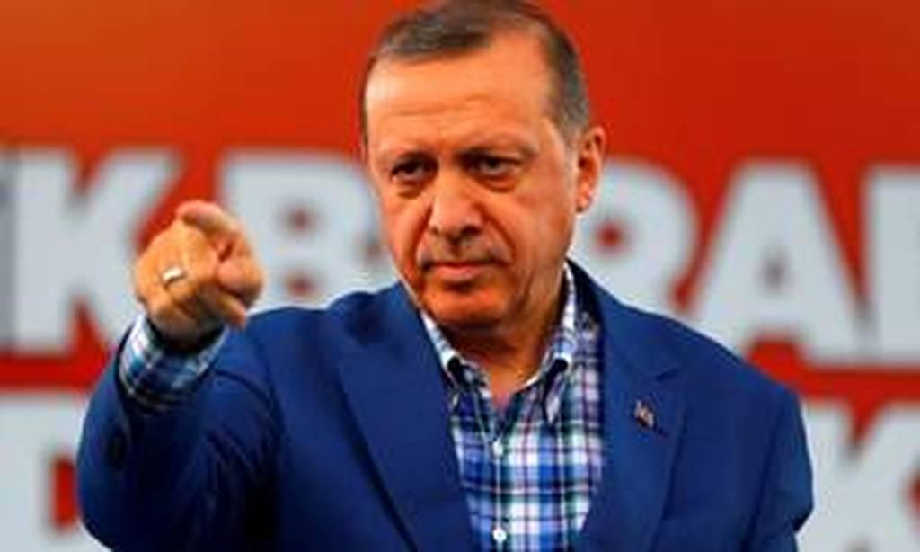 Νέα δήλωση βόμβα Ερντογάν: Χρεοκοπημένη, τελειωμένη χώρα η Ελλάδα