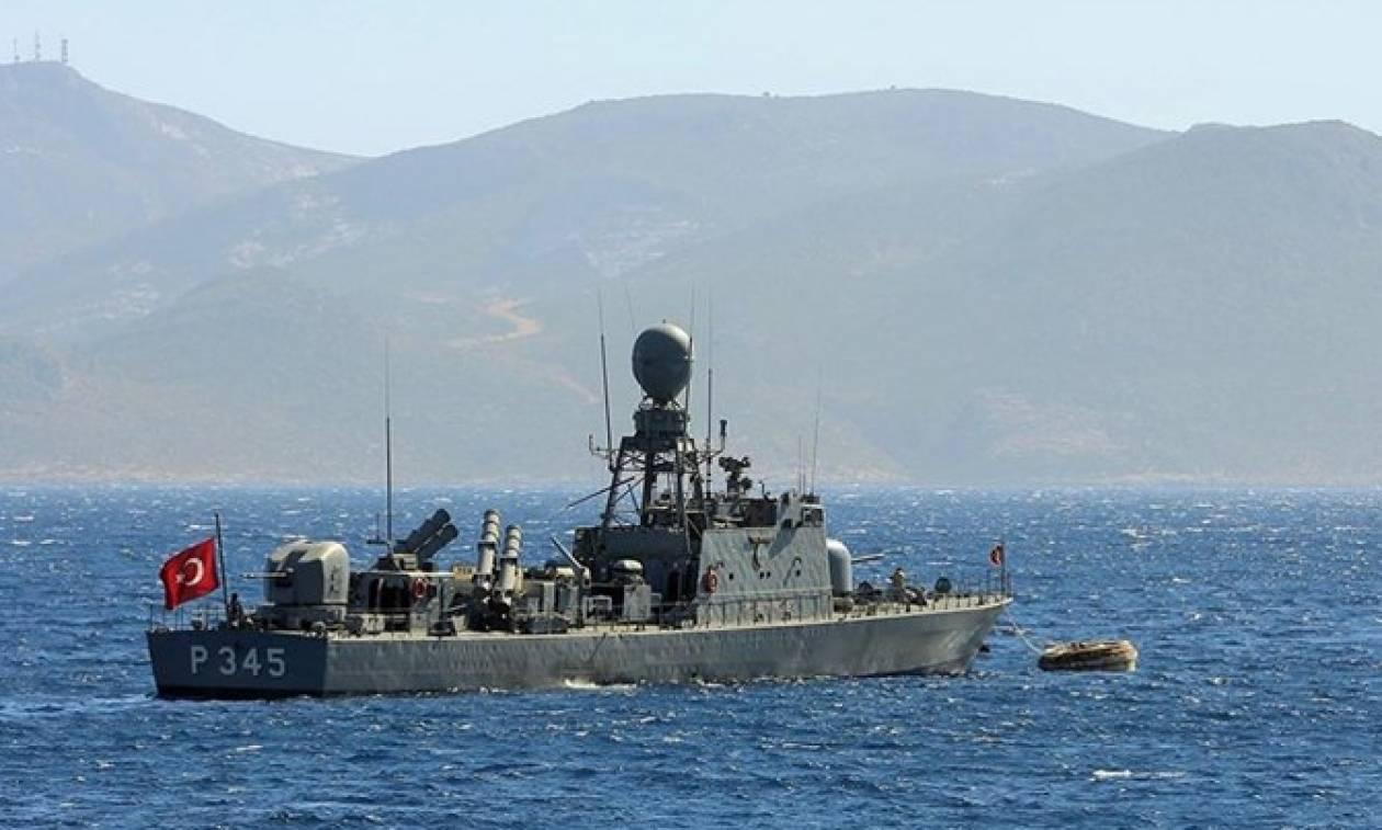 Συναγερμός στο Αιγαίο – Η Τουρκία έθεσε σε επιφυλακή πολεμικά πλοία και κομάντος