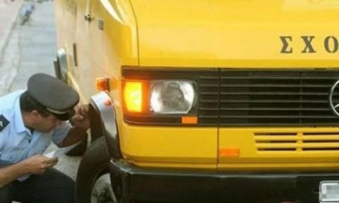 Αττική: Μετέφερε καθημερινά νήπια με παράνομο σχολικό - Δεν είχε καν άδεια κυκλοφορίας