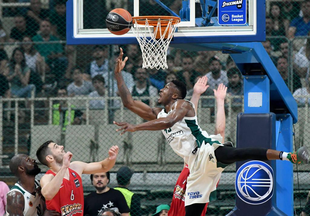 Τελικοί Basket League: Ολυμπιακός - Παναθηναΐκός - Πράξη δεύτερη και η «μάχη» για την ισοφάριση