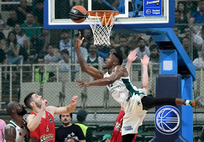 Basket League: Ολυμπιακός - Παναθηναΐκός Superfoods - Το μεγάλο ξεκαθάρισμα στο «εξοχικό»