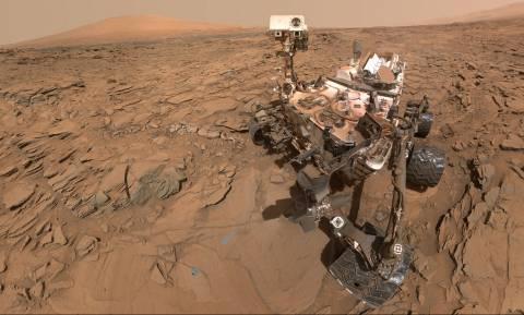 LIVE: Η NASA αποκαλύπτει τα «μυστικά» του Άρη