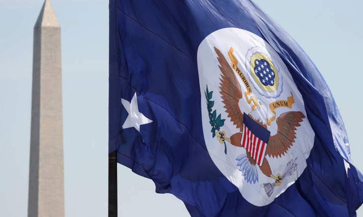 Στέιτ Ντιπάρτμεντ: Οι ΗΠΑ υποστηρίζουν τις συνομιλίες για την επίλυση της ονομασίας των Σκοπίων