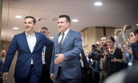 «Σκωτσέζικο ντους» στο Σκοπιανό - Επόμενο ορόσημο η Σύνοδος Κορυφής