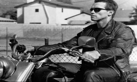 Σε δημοπρασία η... διάσημη μηχανή από την ταινία «Terminator 2»