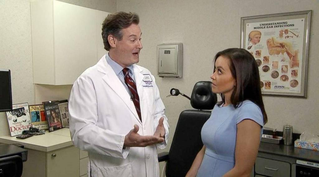 Απίστευτος γιατρός: Εντόπισε τον όγκο αυτής της γυναίκας, βλέποντάς τη σε εκπομπή στην τηλεόραση