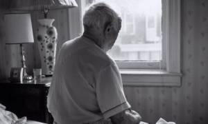 Η κατάθλιψη είναι πιο έντονη στους ηλικιωμένους παρά στους νέους
