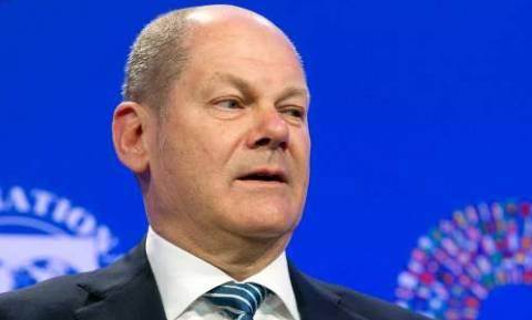 Σολτς: Δεν υπάρχει περίπτωση διαγραφής χρέους για την Ιταλία