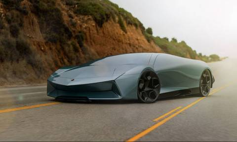 Αυτό είναι το ΑΠΟΛΥΤΟ ηλεκτρονικό αυτοκίνητο!