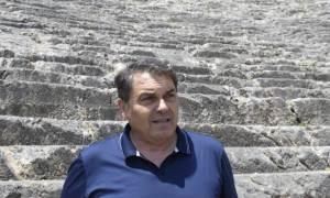 Εκτός ΝΔ λόγω... Μπουτάρη ο δήμαρχος Άργους Δημήτρης Καμπόσος