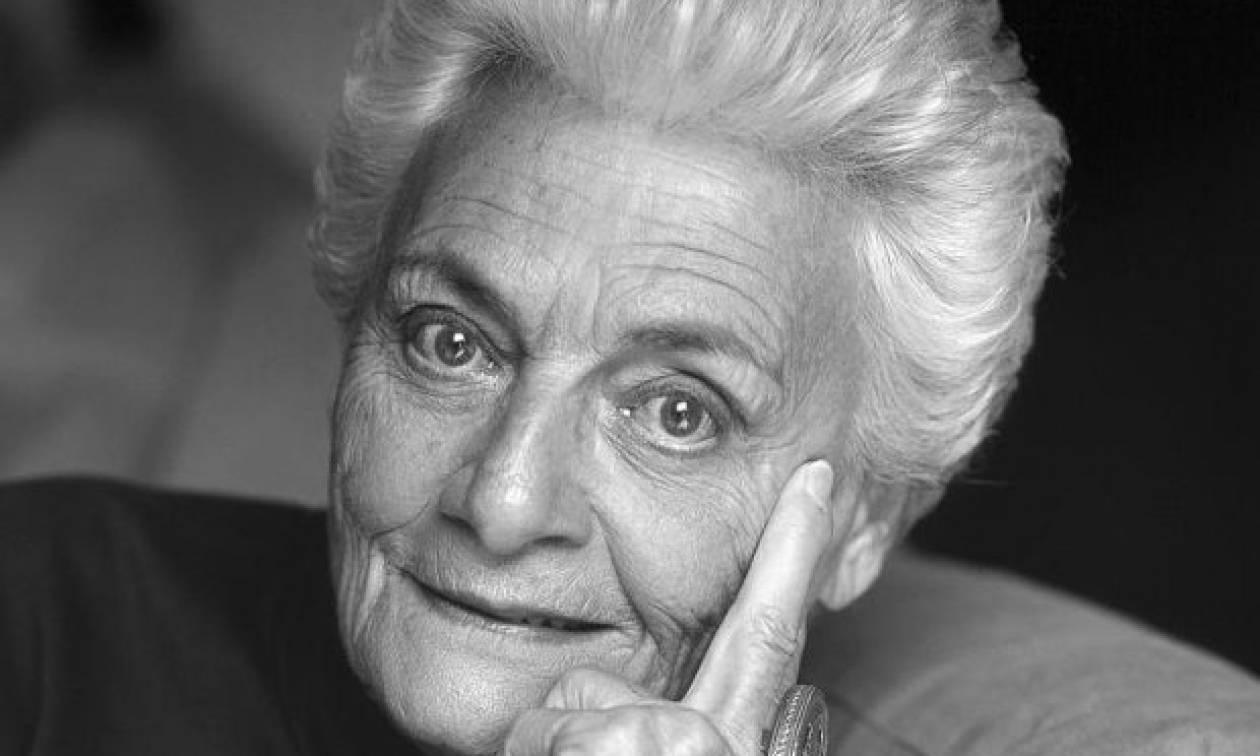 Σαν σήμερα το 2012 πεθαίνει η ηθοποιός και συγγραφέας Ζωρζ Σαρρή