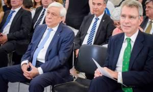 Ο Παυλόπουλος για την υποβάθμιση του θεσμικού και πολιτικού κύρους των κρατικών οργάνων