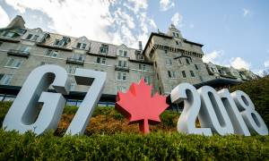 В первый день на саммите G7 в Канаде обсудили Россию и пошлины США