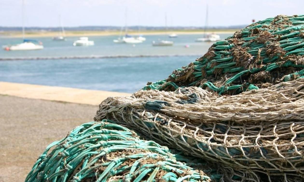 Χανιά: Έριξε τα δίχτυα του στη θάλασσα και ψάρεψε θησαυρό!