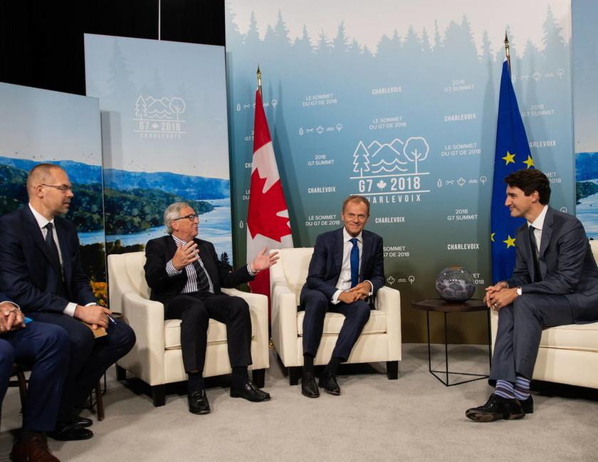 Τραμπ εναντίον όλων: Ξέσπασε κόντρα στη Σύνοδο των G7