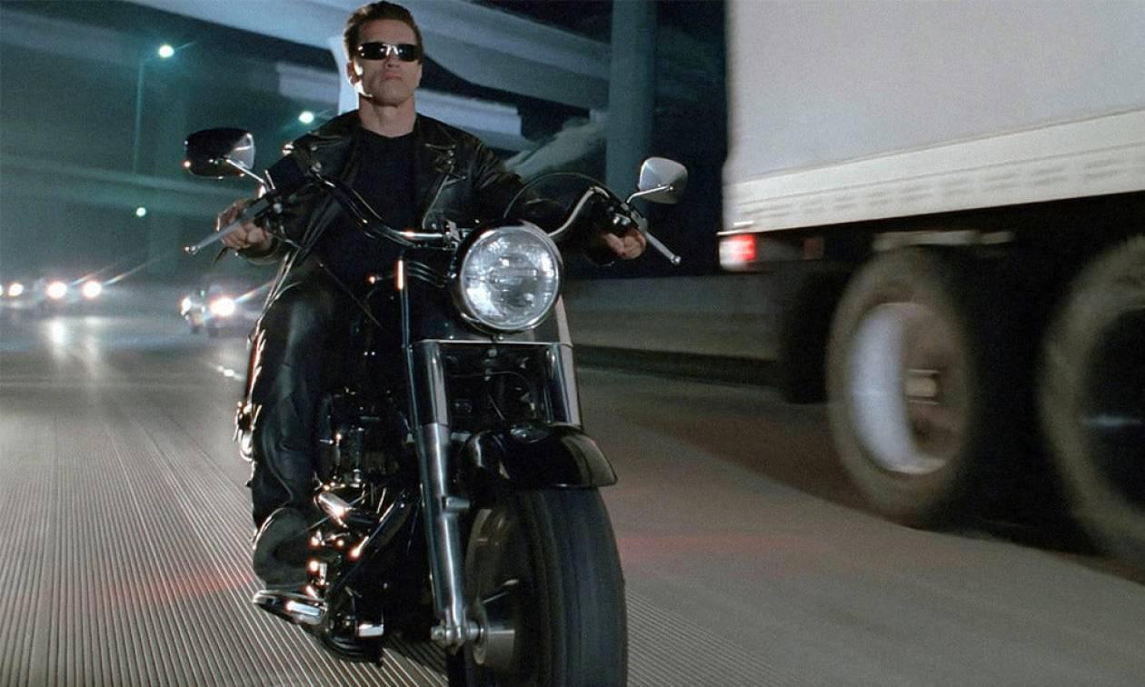 Βγαίνει στο σφυρί η Harley Davidson του Εξολοθρευτή!