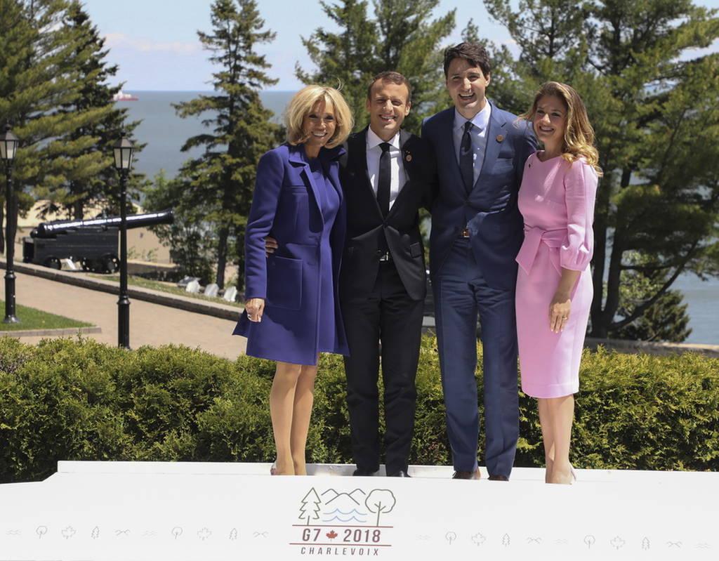 G7: Πυρετώδεις διαπραγματεύσεις για κοινό ανακοινωθέν - Που τα βρήκαν, που διαφωνούν (Pics)