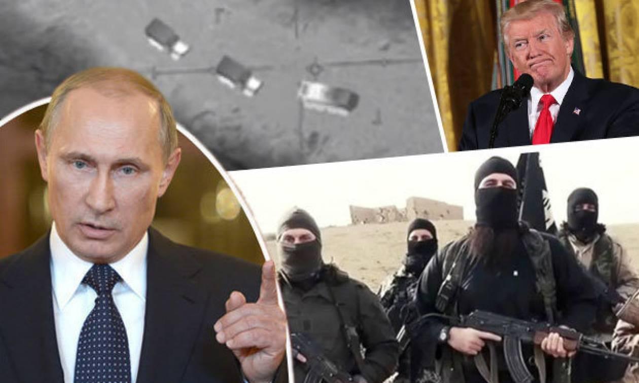 «Καρφί» Ρωσίας προς ΗΠΑ: Όπου βρισκόμαστε εμείς το ISIS είναι εξαφανισμένο