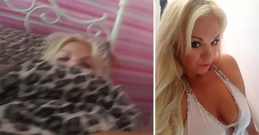 Ελληνίδα «πάγωσε» όταν ξύπνησε και είδε αυτή τη φωτογραφία της στο κινητό! Την είχαν... (pics)