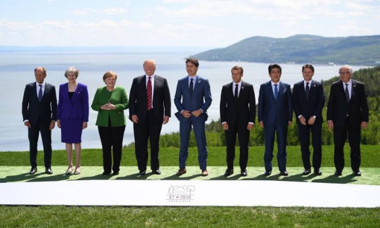 Καναδάς - G7: Τα βασικά σημεία του κοινού ανακοινωθέν